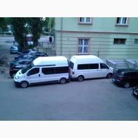 Пассажирские перевозки, трансферы по Украине и Шенгену микроавтобусами