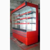 Холодильная горка Айстермо б/у, холодильный регал витрина б/у