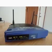 Wi-Fi роутер Linksys WRT54GL