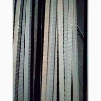 Фактурный вальцованый декоративный квадрат 12мм