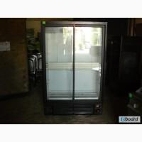 Продам холодильный шкаф б/у со стеклянной дверью для кафе, ресторанов