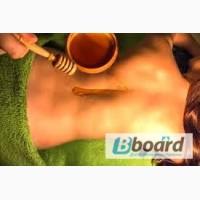 Медовый массаж + лимфодренаж» в фитнес-клубе NEWBODY