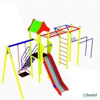 Детская спортивно игровая площадка Спортишка-2