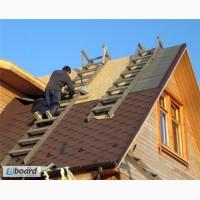 Монтаж и демонтаж кровли, ремонт крыши, установка мансардных окон