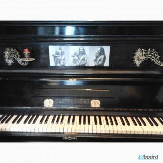 Пианино антикварное G.Leppenberg