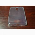 Прозрачный силиконовый чехол для Meizu MX4, MX5