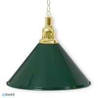 Лампа бильярдная Lux Green 1 плафон