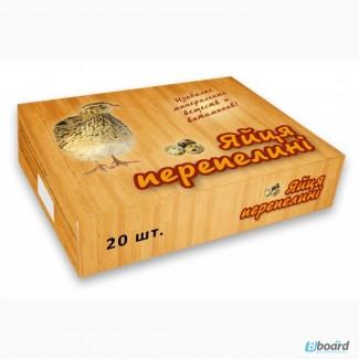 Картонная Упаковка Для Яиц Перепелки