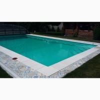 Пайка ПВХ плёнки для бассейнов, прудов