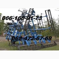 Культиватор КГШ-8.4 с пружинной бороной и катком