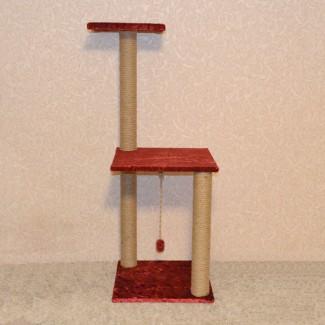 Игровой комплекс когтеточка выстой 110 см