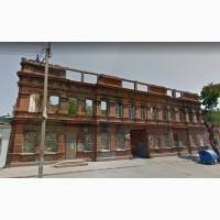 Здание под реконструкцию в районе Ярмарочной площади