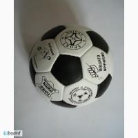 Футбольный мяч натуральна кожа