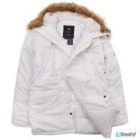 Самая тёплая зимняя куртка - N-3B Slim Fit Parka