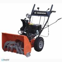 Снегоуборщик Daewoo. Официальная гарантия. Мощность 6 л. с.