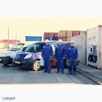 Ремонт рефконтейнера, сервис (Carrier, Thermo King, Daikin, StarCool)