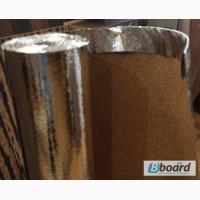 Пробковая подложка 2, 4 мм с алюминием
