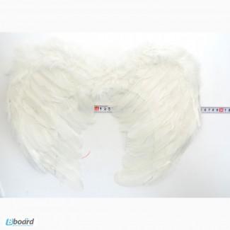 Карнавальные крылья ангела с перьев оптом и в розницу
