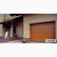 Ворота секционные гаражные 2500 2280 мм за 11316 грн