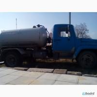 Продам ассенизатор ГАЗ-3307