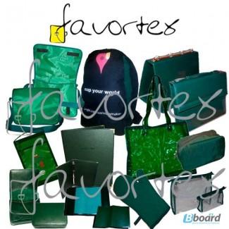Рекламный текстиль и кожгалантерея под заказ: сумки, портфели, рюкзаки, папки, косметички