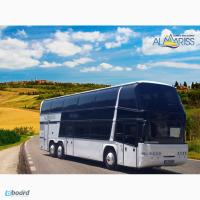 Автобус Одесса-Варна-Солнечный берег, лето 2017 от 870 грн