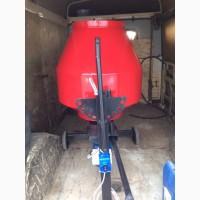 Бетономешалка гравитационная БМХ 300 литров