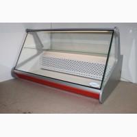 Витрина холодильная универсальная.новая