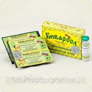 БИВАРООЛ (0, 5мл-5доз ) (флувалинат, эмульгатор) Агробиопром