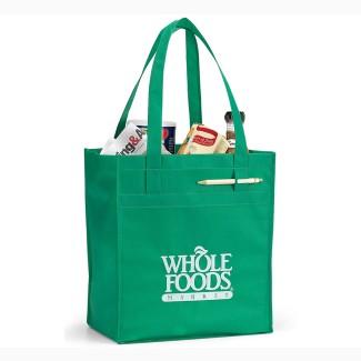 Сумка для покупок. Логотип сумка из спанбонда