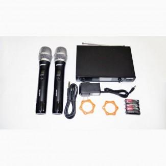 Радиосистема Shure AWM-505R база 2 радиомикрофона