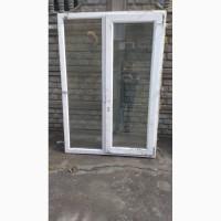 Продам б/у пластиковое окно 1205х1710