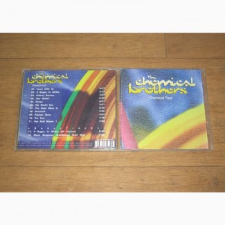 The Chemical Brothers – Chemical Four. CD