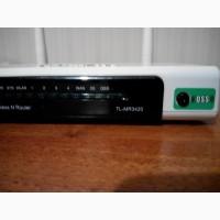 Wi-Fi роутер TP-LINK TL-MR3420 (USB/3G/3.75G)