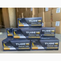 ОПТ Сигаретные Гильзы Tubes 500 гильз/20 коробок