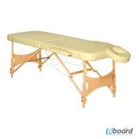 Массажный деревянный складной стол Пчелка-1