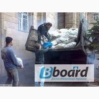 Вывоз строй мусора камазом по Харькову и области