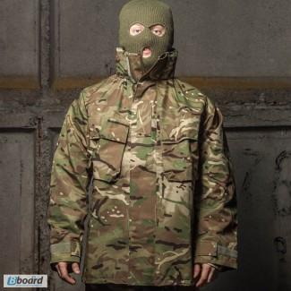 Куртка мембранная jacket combat mvp mtp goretex бк046