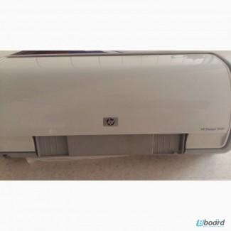 Продам струйный принтер HP Deskjet 3940, вместе с заправочным набором HPI-0005 D
