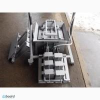 Продажа станков +для производства шлакоблоков«НВС-3х1»в Украине