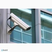 Монтаж систем видеонаблюдения, недорого, «под ключ»