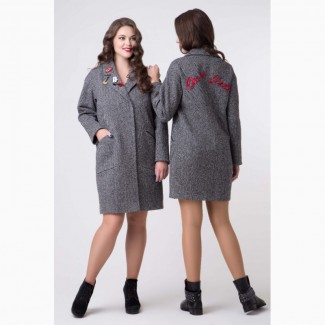Пальто от производителя 2017-2018 год - ТМ Almatti