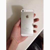 Продам iPhone 5s 16 gb silver. + чехол. Звони, пиши