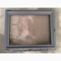 Двери для камина ш600-в491, дверки для камина со стеклом