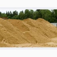 Песок мытый, песок горный с доставкой по Харькову и области