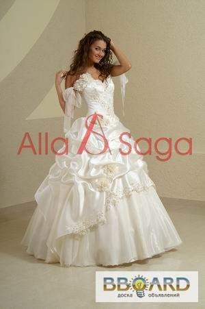 Свадебное платье на рынке садовод