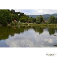 Отдых в Крыму, отдых и рыбалка на озере в горах