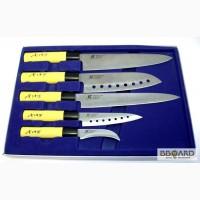 Интернет-магазин magnetik_com_ua - набор из 5 сверх острых ножей Gold Sun и Contour Pro
