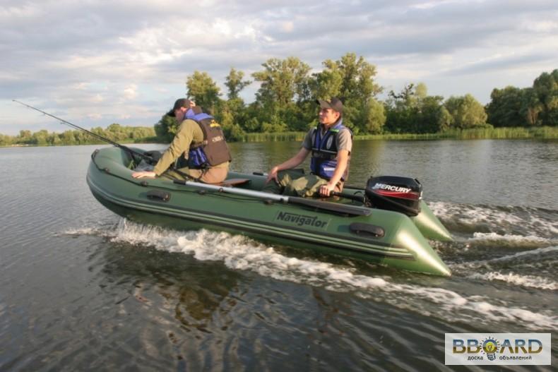 лодки пвх с поднятым мотором