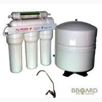 Фильтры для воды, система обратного осмоса FILTRONS FLSRO5F